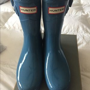 Hunter Wellington Boots Size 5